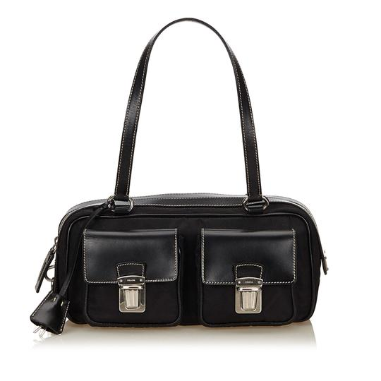 Preload https://item4.tradesy.com/images/prada-black-fabric-x-nylon-x-leather-x-others-shoulder-bag-23755748-0-0.jpg?width=440&height=440