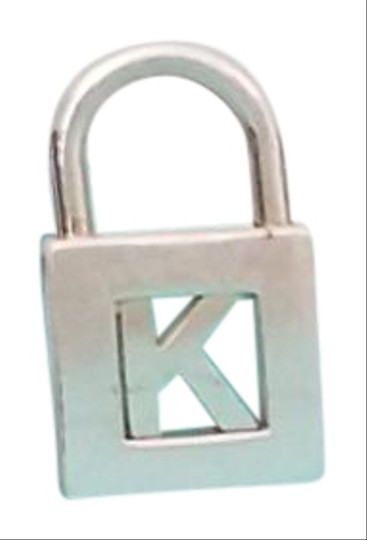 Preload https://img-static.tradesy.com/item/23755811/tiffany-and-co-costerling-silver-alphabet-letter-k-padlock-pendant-charm-0-2-540-540.jpg