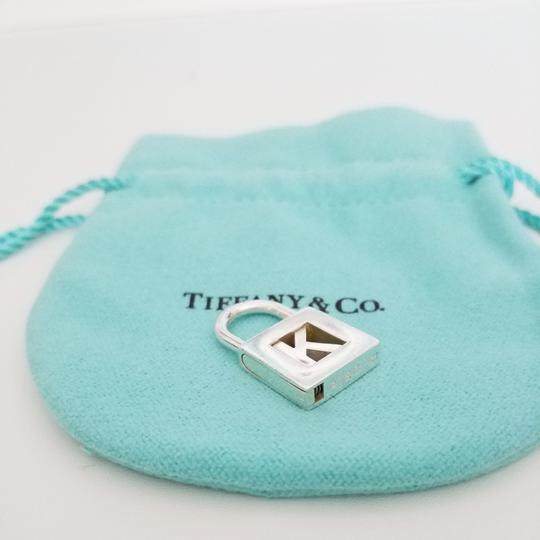 Tiffany & Co. Tiffany & Co.Sterling Silver Alphabet Letter