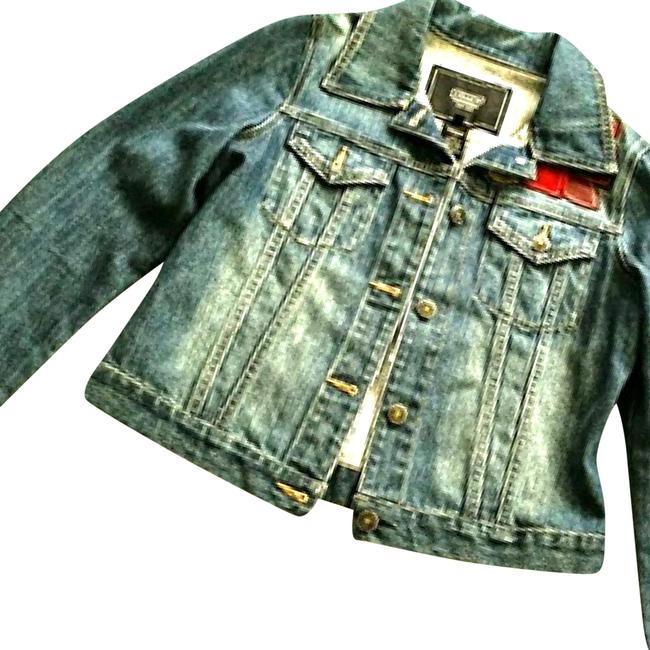 Preload https://item5.tradesy.com/images/coach-blue-soho-collection-denim-jacket-size-4-s-23755824-0-3.jpg?width=400&height=650