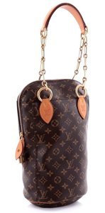 Louis Vuitton Limited Edition Specialty Discontinued Monogram Shoulder Bag