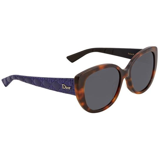 Preload https://img-static.tradesy.com/item/23755902/dior-havana-blue-grey-gradient-cat-eye-sunglasses-0-0-540-540.jpg
