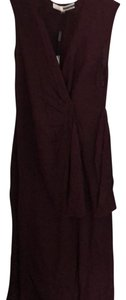 Burgundy Maxi Dress by Tracy Reese