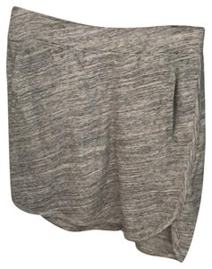 Grey State Mini Skirt