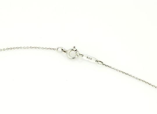 Tiffany & Co. Sterling Silver & 18k Yellow Gold Signature X Pendant Necklace