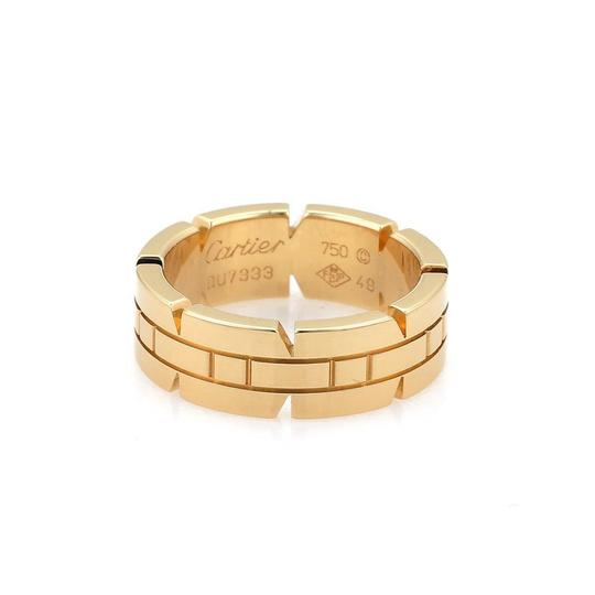 Preload https://item2.tradesy.com/images/cartier-tank-francaise-18k-yellow-gold-6mm-wide-band-size-49-us-5-cert-ring-23755956-0-0.jpg?width=440&height=440