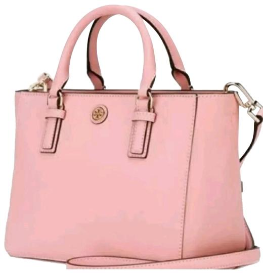 Preload https://img-static.tradesy.com/item/23756021/tory-burch-pink-mini-square-tote-leather-satchel-0-7-540-540.jpg
