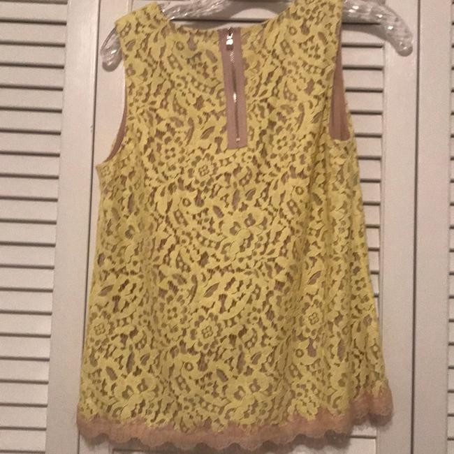 Ann Taylor Top yello