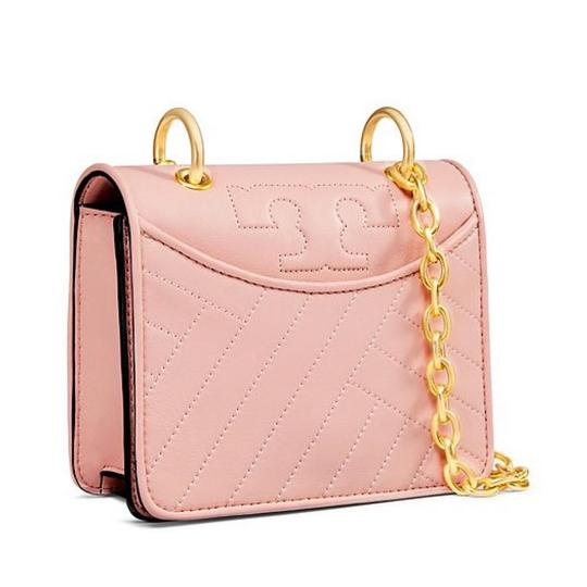 Preload https://item1.tradesy.com/images/tory-burch-new-quilted-logo-mini-shoulder-pink-leather-cross-body-bag-23756040-0-1.jpg?width=440&height=440