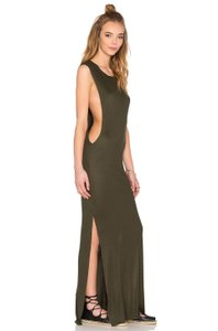 Olive Maxi Dress by Indah