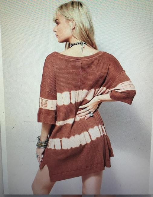 Free People Oversizes Tunic Ombre Sweater