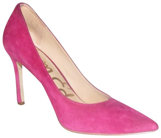 Preload https://img-static.tradesy.com/item/23756128/sam-edelman-hot-pink-suede-shoesdesigner-pumps-size-us-8-regular-m-b-0-1-540-540.jpg