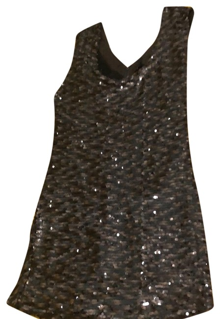 Preload https://img-static.tradesy.com/item/23756228/guess-brown-gold-los-angeles-short-cocktail-dress-size-2-xs-0-1-650-650.jpg