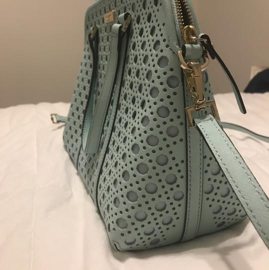KATE SPADE teal purse Satchel in teal