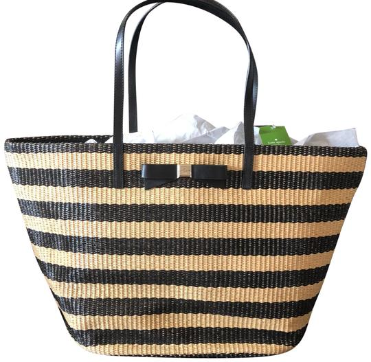 Preload https://img-static.tradesy.com/item/23756262/kate-spade-large-oversized-anabette-wicklow-court-black-and-tan-leather-straw-tote-0-1-540-540.jpg