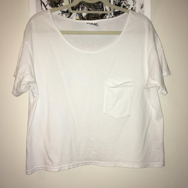 OAK T Shirt White