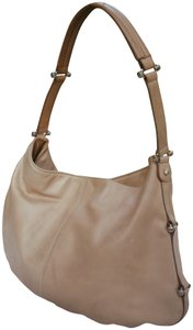 Liz Claiborne Soft Vachetta Tan Hobo Bag