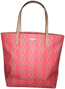 Kate Spade Tote in PINK MULTI-COLORED