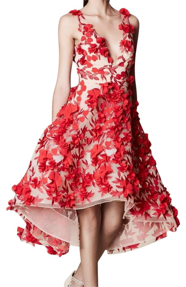 Cocktail Notte Marchesa 2017 Dress Spring qtnHA