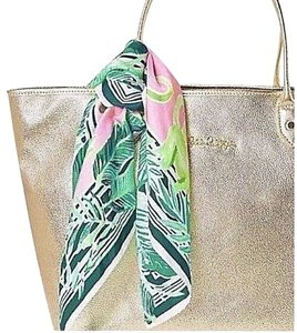 Lilly Pulitzer Coral Reef Monkey Business Scarf