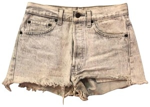 Levi's Denim Shorts-Acid
