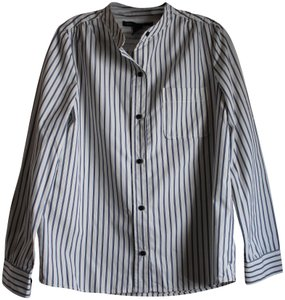 Marc by Marc Jacobs Button Down Shirt Striped