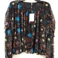 Free People Top Multi Color Image 1