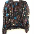 Free People Top Multi Color Image 2