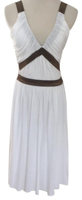 Preload https://img-static.tradesy.com/item/23758762/michelle-jonas-white-and-bronze-grecian-summer-short-casual-dress-size-8-m-0-1-650-650.jpg
