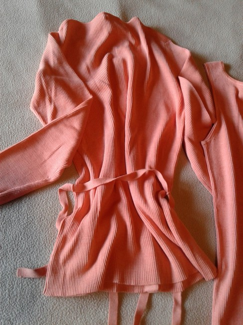 J.Crew Buttoned Down Silk And Cotton Made In China Bright Twin Set Cardigan Image 6
