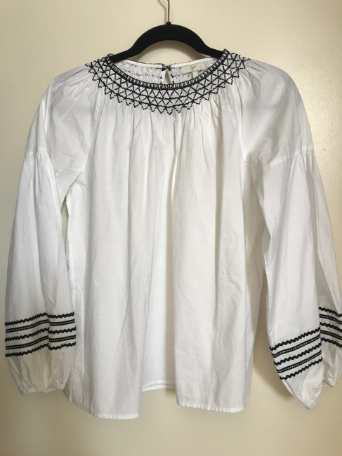 Joie Top white Image 6
