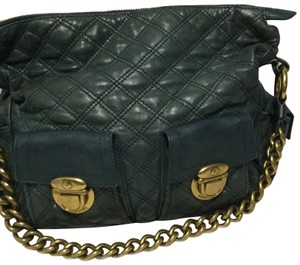 Marc by Marc Jacobs Satchel in Emerald Green