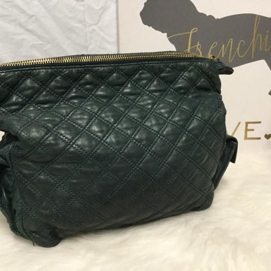 Marc by Marc Jacobs Satchel in Emerald Green Image 1