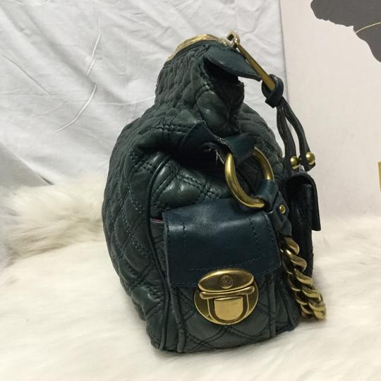 Marc by Marc Jacobs Satchel in Emerald Green Image 2