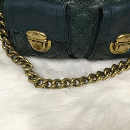 Marc by Marc Jacobs Satchel in Emerald Green Image 4