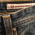 AG Adriano Goldschmied Straight Leg Jeans-Distressed Image 5
