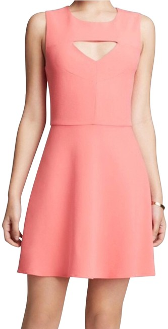Preload https://img-static.tradesy.com/item/23759235/french-connection-pink-feather-short-casual-dress-size-4-s-0-1-650-650.jpg