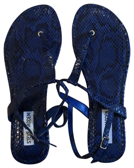 Preload https://img-static.tradesy.com/item/23759259/steve-madden-blue-sandals-size-us-8-regular-m-b-0-1-540-540.jpg