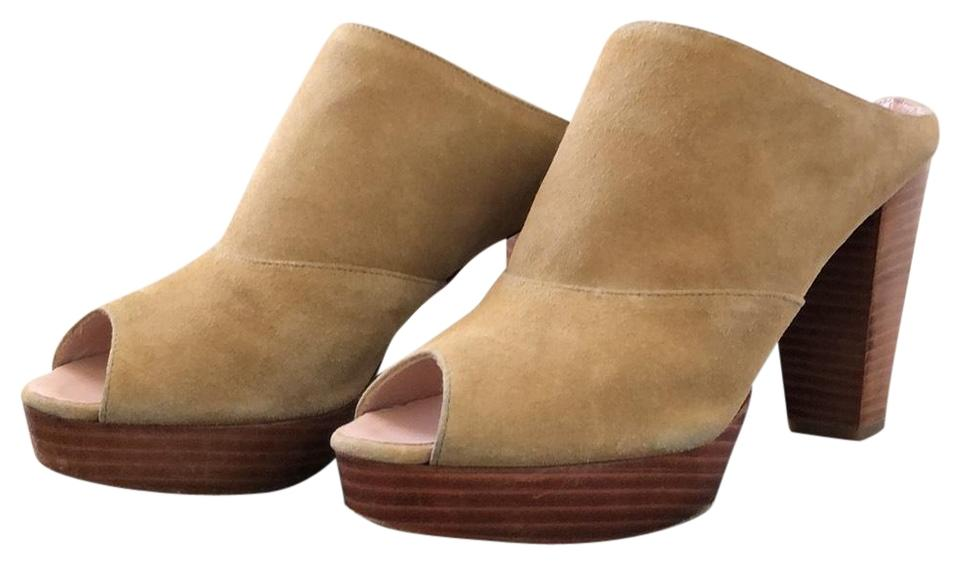 womens Robert Clergerie Beige Zount value Mules/Slides Strong value Zount bf2683