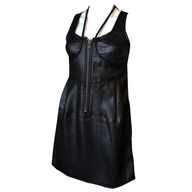 Preload https://img-static.tradesy.com/item/23759292/black-new-with-tags-cocktail-dress-size-4-s-0-0-650-650.jpg
