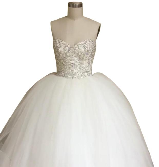 Preload https://img-static.tradesy.com/item/23759325/costume-made-wedding-gown-and-vail-long-formal-dress-size-6-s-0-1-650-650.jpg