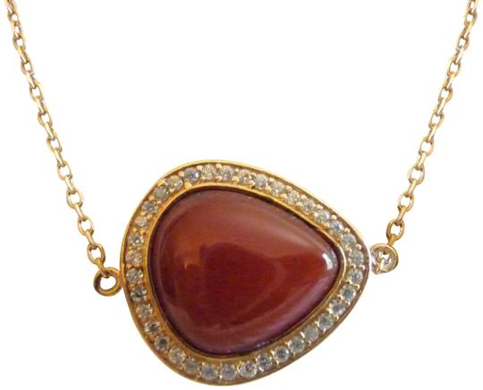 Preload https://img-static.tradesy.com/item/23759461/red-gold-over-sterling-necklace-0-1-540-540.jpg