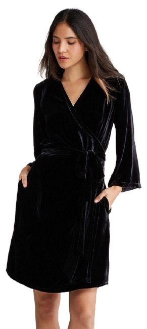 Preload https://img-static.tradesy.com/item/23759560/eileen-fisher-black-xl-velvet-surplice-wrap-kimono-style-mid-length-night-out-dress-size-16-xl-plus-0-3-650-650.jpg