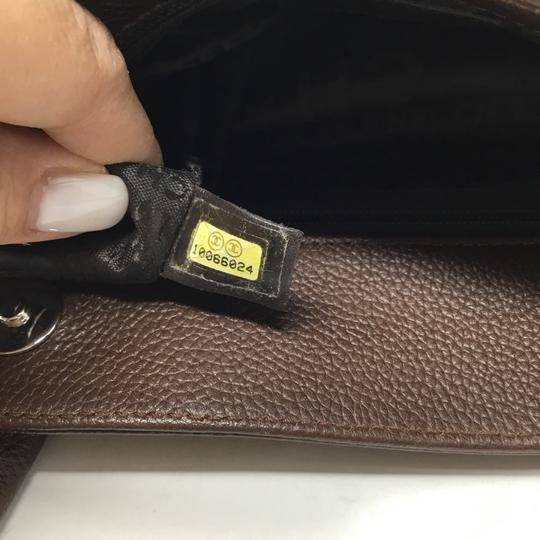 Chanel Tote in brown Image 10