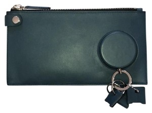 Alexander Wang Steel Clutch