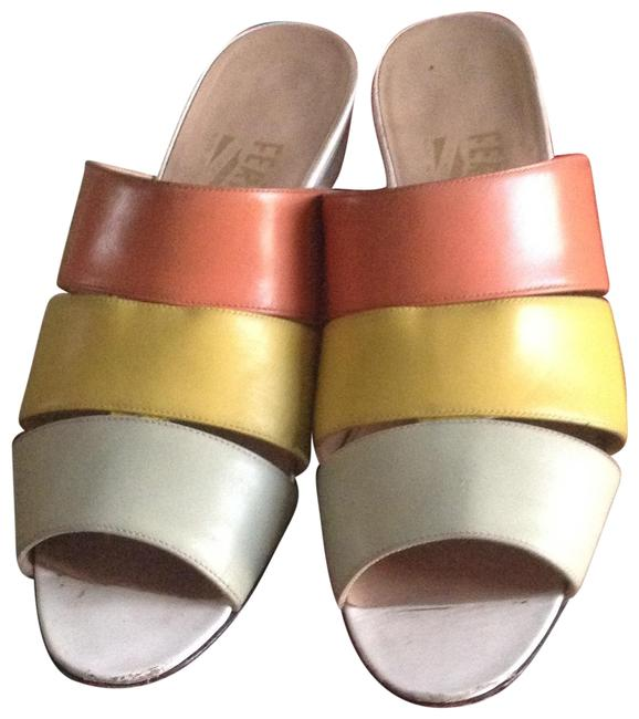 Item - Multicolor Style # Is 4387-12 with A Code Of 930136197130753 Sandals Size US 7.5 Narrow (Aa, N)