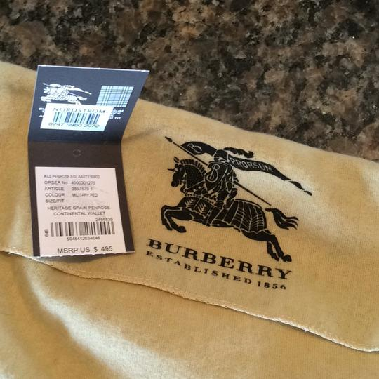 Burberry Heritage Grain Penrose Continental Wallet Image 5
