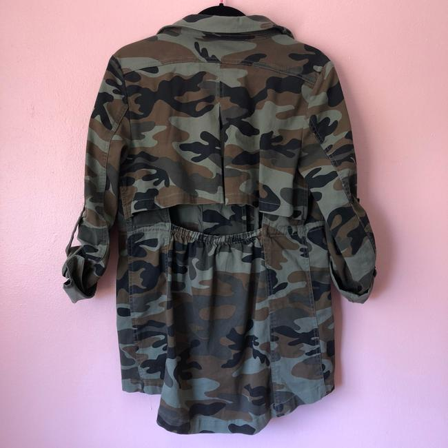 Nasty Gal Military Jacket Image 3