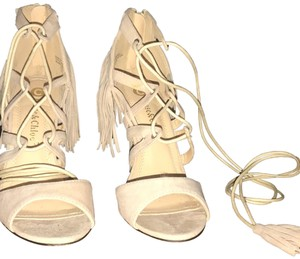 Chase & Chloe light pink Sandals