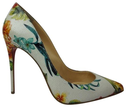 Preload https://img-static.tradesy.com/item/23760649/christian-louboutin-multicolor-floral-embossed-leather-pigalle-white-heels-pumps-size-eu-39-approx-u-0-1-540-540.jpg